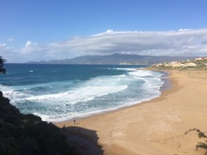 Porto Alabe beach